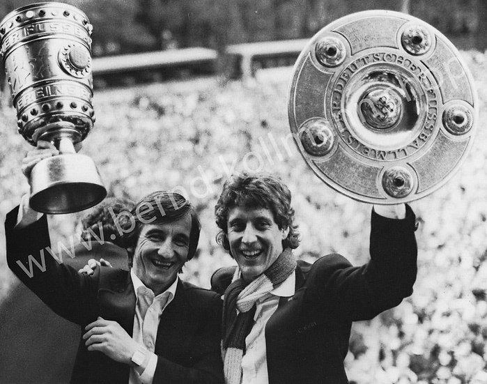 Löhr/Schumacher - Doublesieger