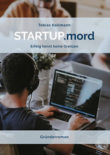 Buchcover STARTUP.mord