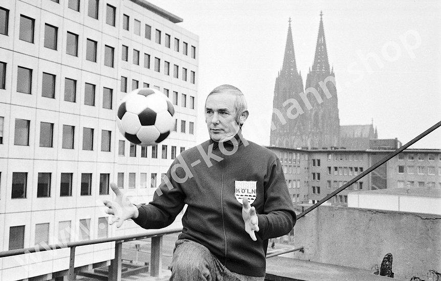 Ernst Huberty - Ballkünstler