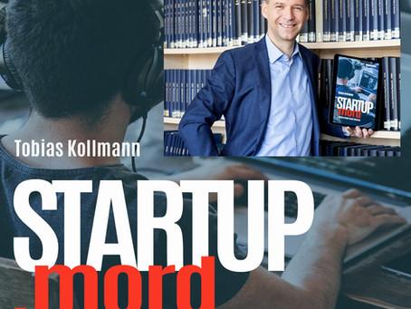 Der Vorverkauf für das Buch STARTUP.mord ist gestartet!