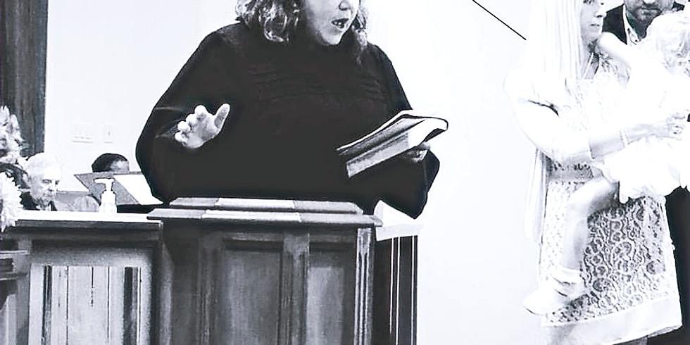 Pastor Bridget's Bible Study - Zoom