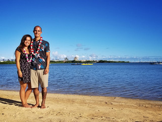 July Elopement in Hawaii
