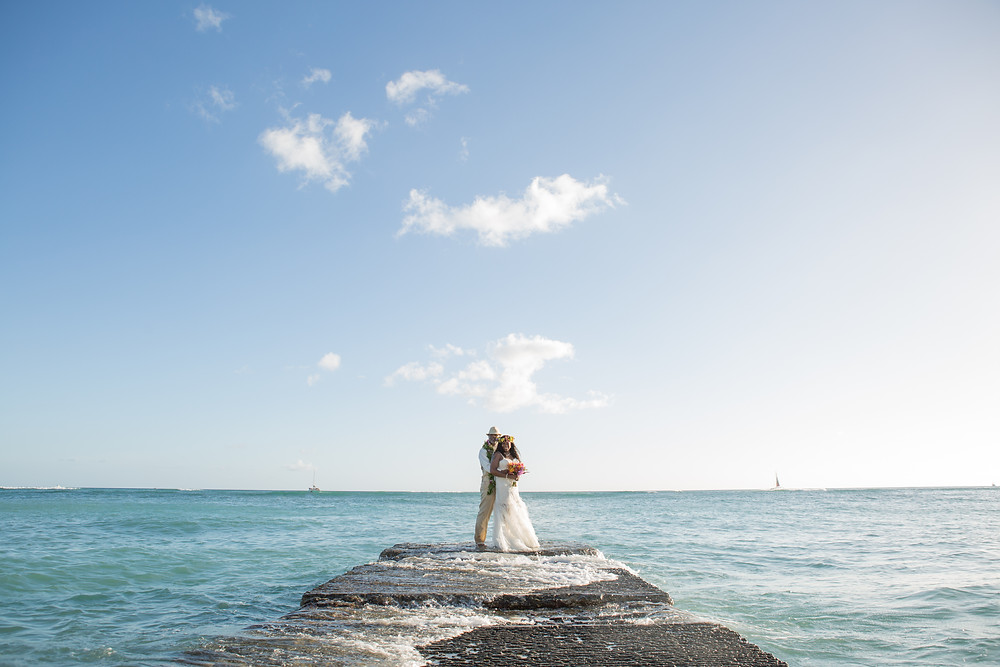 Hawaii Beach Wedding Package