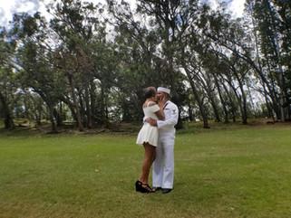 Having a simple wedding elopement ceremony in Hawaii