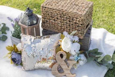 Wedding Picnic charcuterie