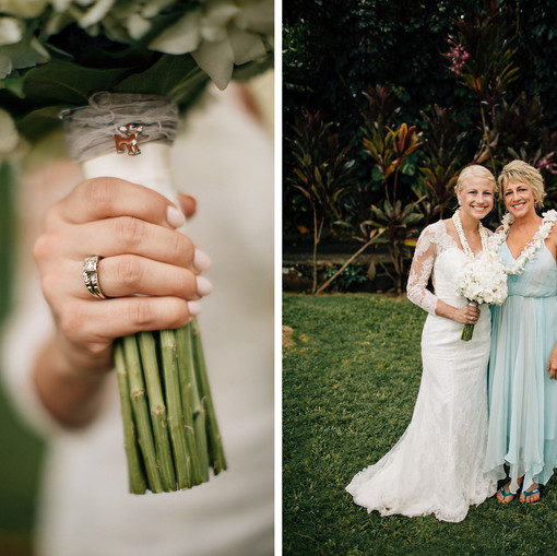 Private Estate Wedding Hawaii