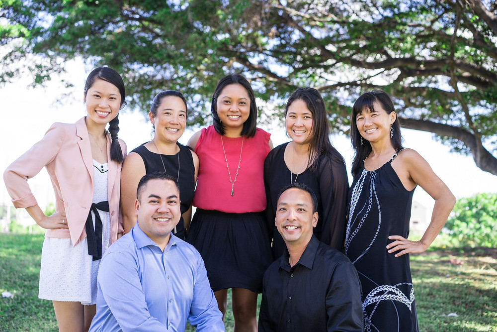 """Wedding Planners """"A Perfect Day"""" Team Photo"""