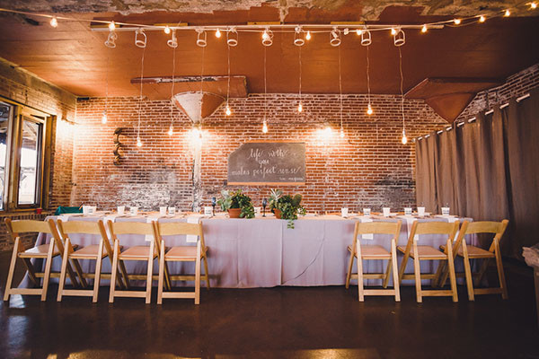 2016 Wedding Trends : Edison bulbs