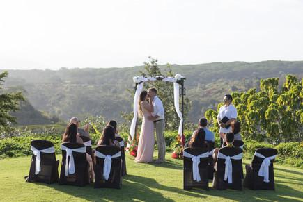Manana Hills Estate Wedding