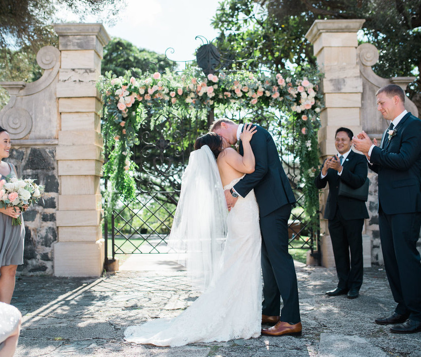Private Estate Wedding at La Pietra
