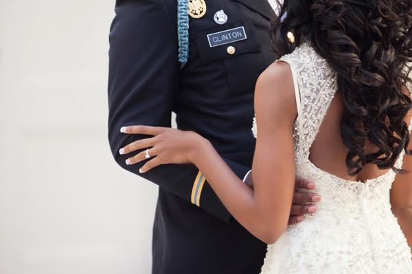 A Military Wedding in Hawaii