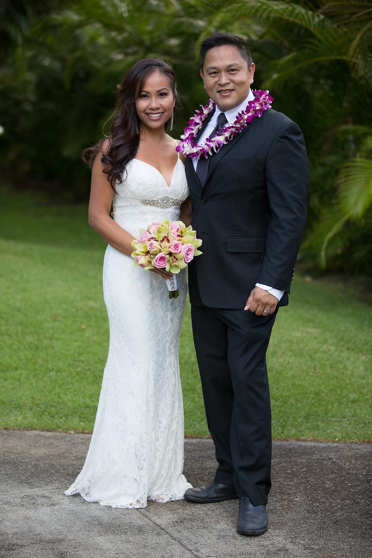 Hawaii Wedding Vow Renewal