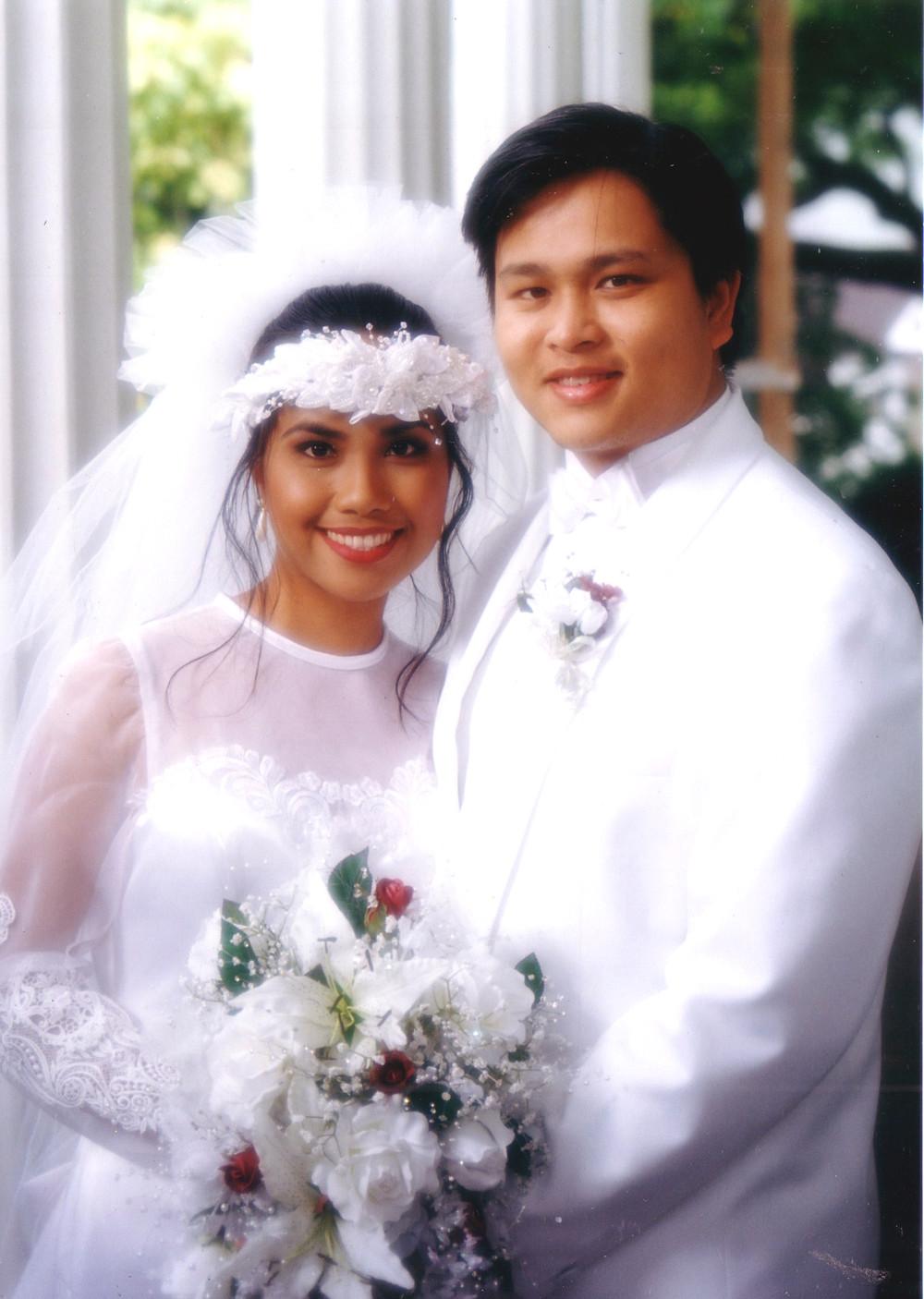 Hawaii Wedding Queen Emma Summer Palace