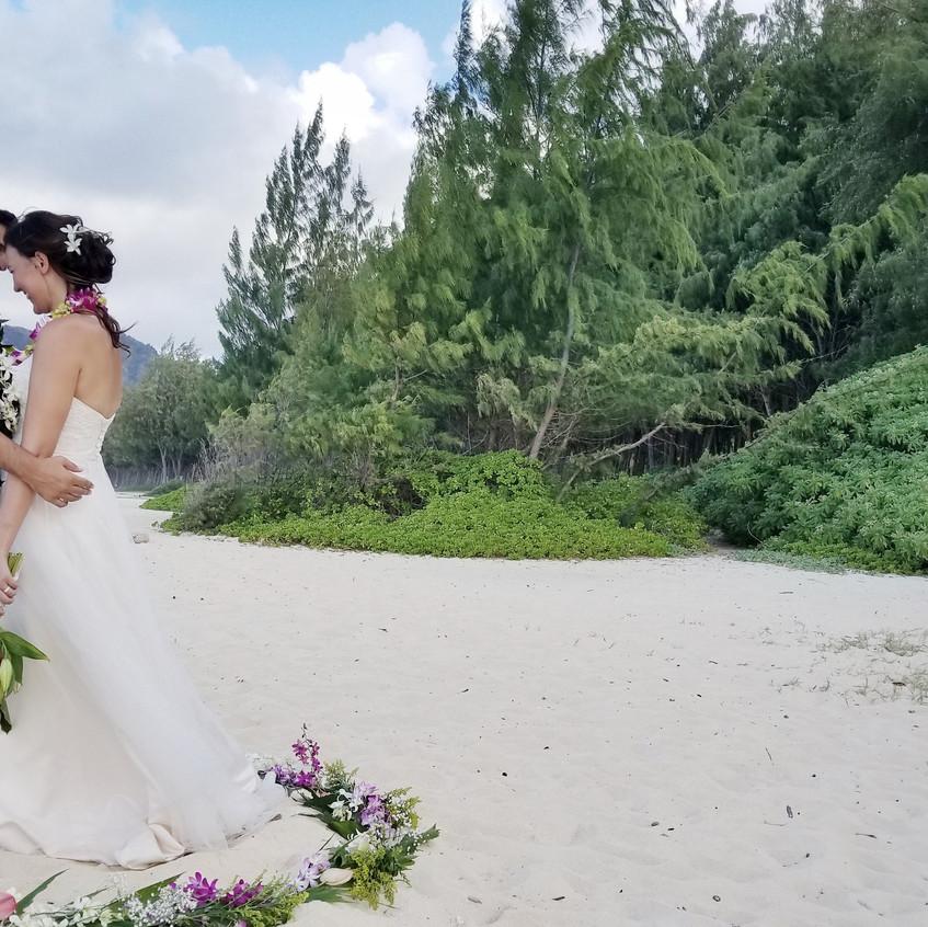 Hawaiian Wedding from Israel