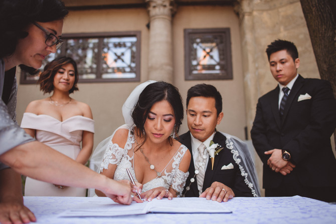 The New World of Wedding Traditions