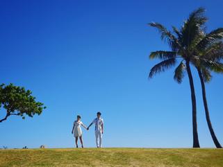Wedding Elopement at the Lagoon