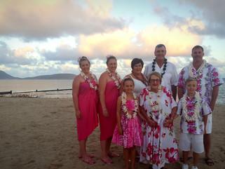 Wedding Elopement in Kahala