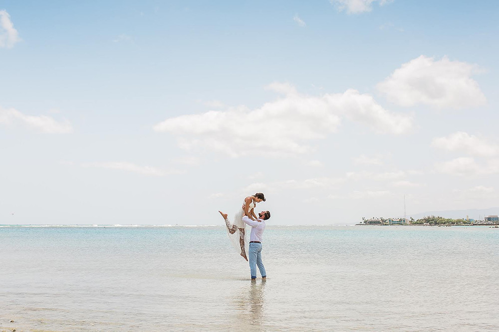 Magic Island Elopement