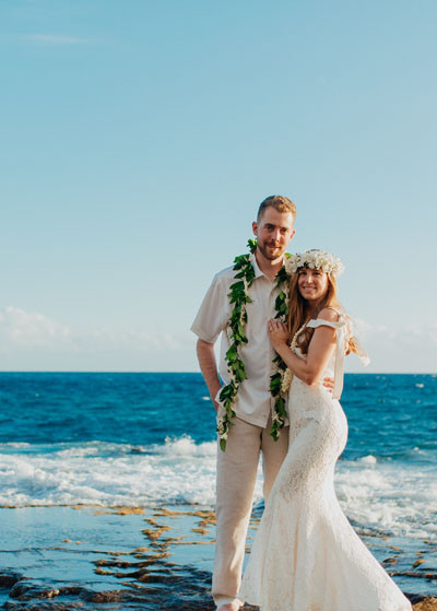 Elopement on Oahu