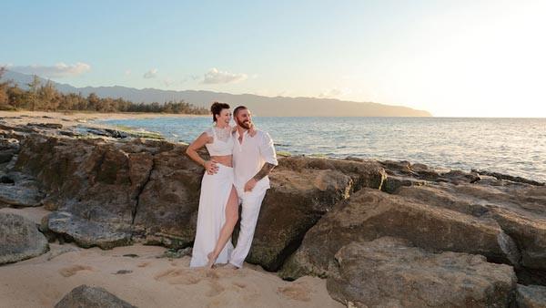 Hawaiian Wedding Package