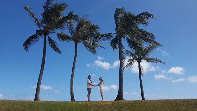 A Elopement / Civil Wedding in Hawaii
