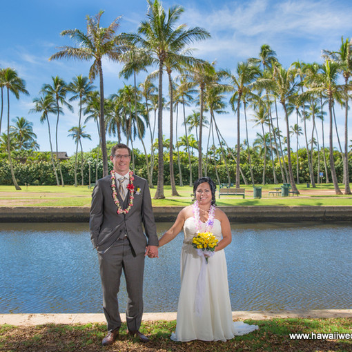 kahala beach wedding package
