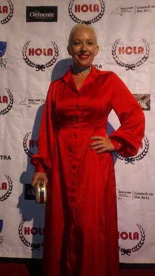 Gala de premios HOLA. Nueva York 2017