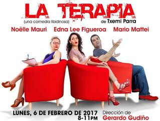 LA TERAPIA. New short play.