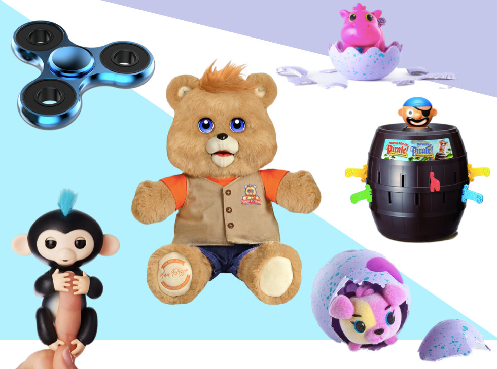 Check out this years most popular toys for Christmas