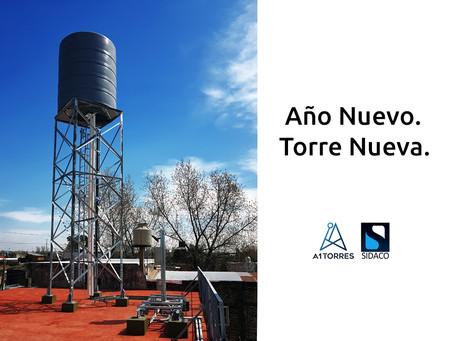 Rooftop construido en Lomas de Zamora.