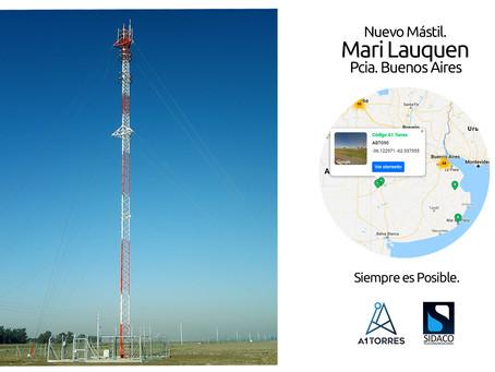 En todo el país, realizando todo tipo de servicio y construcción para Telecomunicaciones.