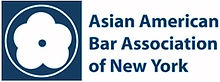 Asian American Bar Association of New York Logo