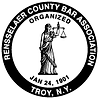 Rensselaer County Bar Association, Troy, N.Y. Logo