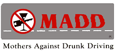 Mothers Against Drun Driving (MADD) Logo