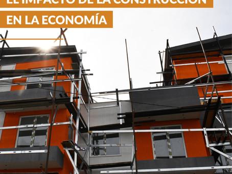 El impacto de la construcción en la economía