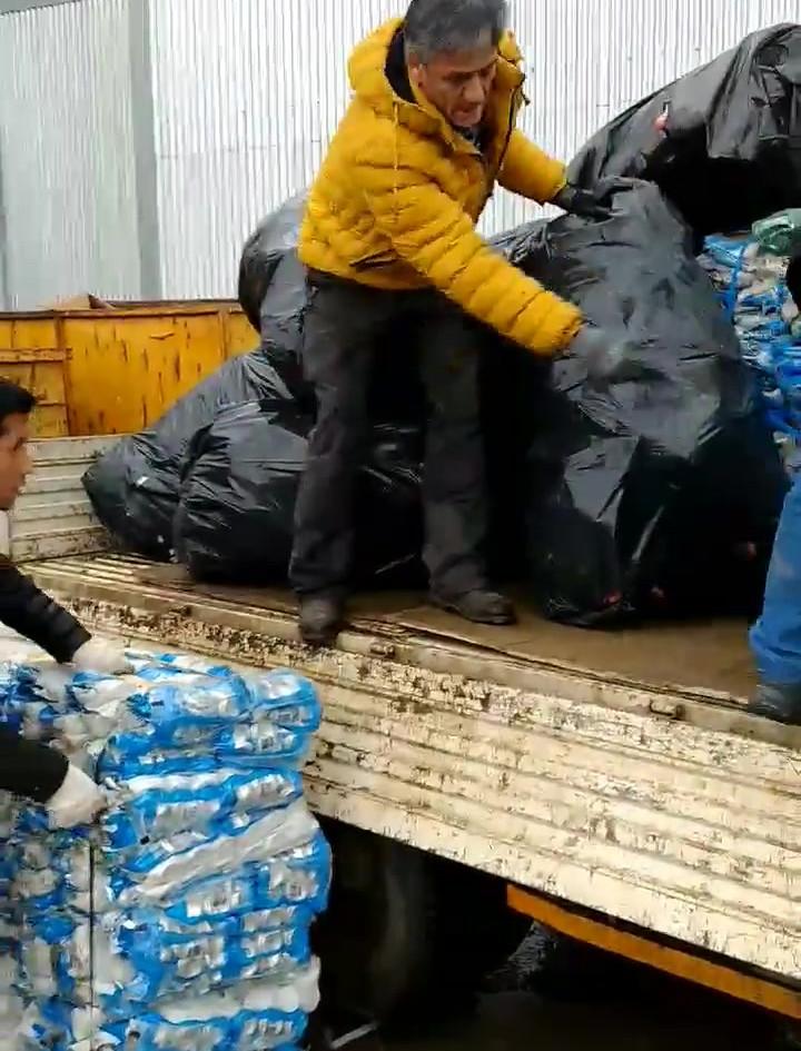 Reciclaje tapitas