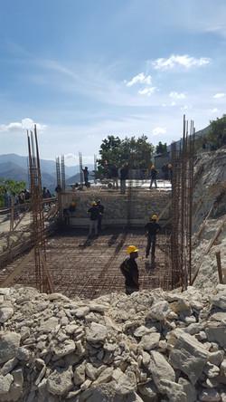 Reservoir and Basement