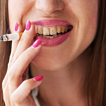 Cigarro e saúde bucal: Quais as implicações?