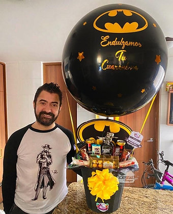 Balloon Mr. Batman