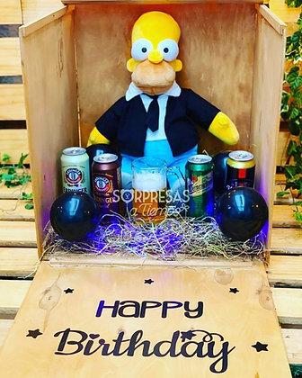 Homero Box
