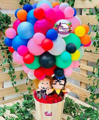 Balloon Children Up
