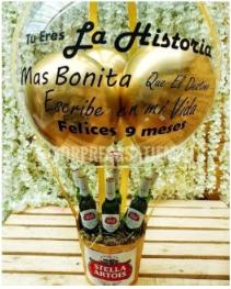 Balloon Dorado