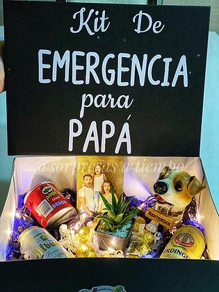 Kit de Emergencia para Papá