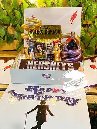Willy Wonka Box