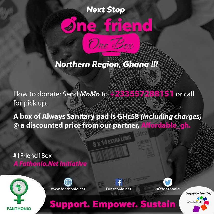 International Day of the Girl Child: FANTHONIO Foundation Appeals to Ghanaians to Support Underprivi