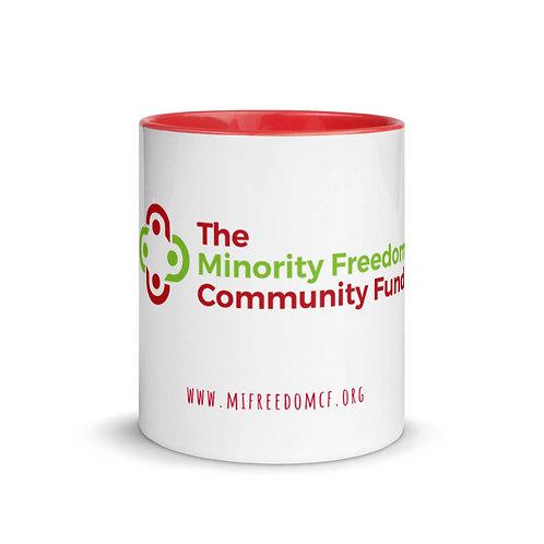 MFCF Mug with Color Inside