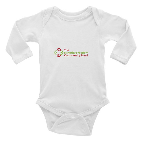 MFCF Infant Long Sleeve Bodysuit