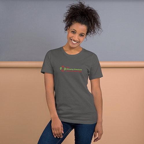 Short-Sleeve Unisex T-Shirt- Deep Hues