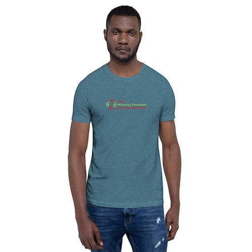 MFCF Short-Sleeve Unisex T-Shirt Medium Hues