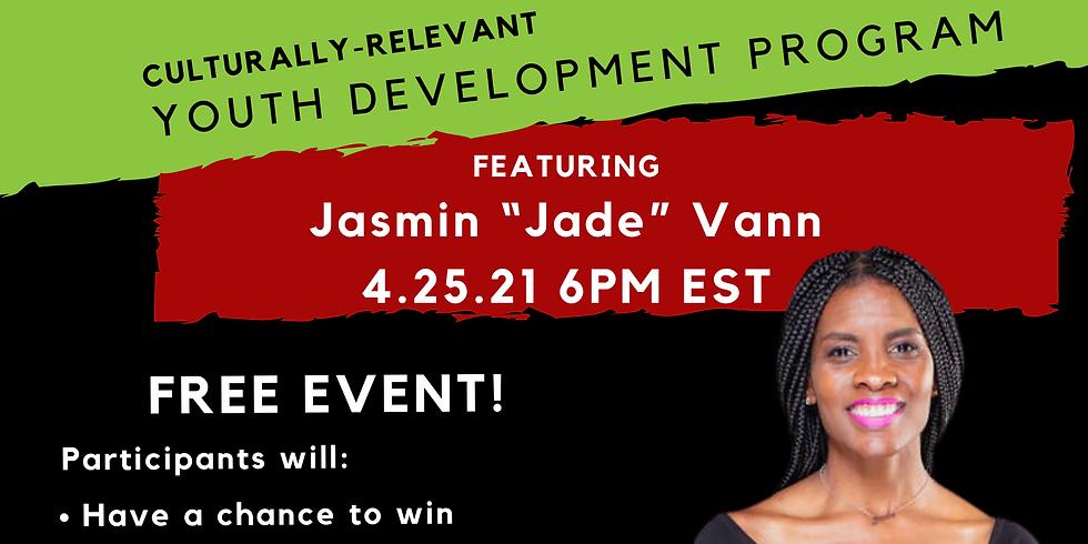 "National Poetry Month Vision Starter Pack Poetry Edition: Jasmin ""Jade"" Vann"